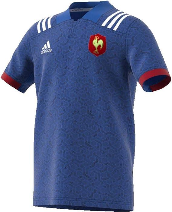adidas Federación Francesa - Camiseta de Equipación Niños: Amazon ...