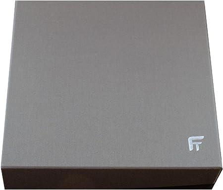 Caja con anillas carpeta para negativos, fotos, álbum para postales. Calidad museale: Amazon.es: Electrónica