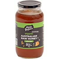 Honest to Goodness Organic Raw Honey - Australian, 1 Kilograms