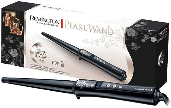 Remington Conique Pearl CI95 - Rizador de pelo, Cerámica con ...