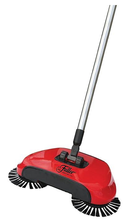 Hardwood Floor Sweeper Vacuum Part - 42: Roto Sweep By Fuller Brush, Original Cordless Hard Floor Sweeper (As Seen  On TV