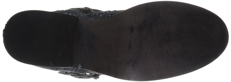 Sbicca Women's Annex Engineer Boot B06XFRYQ6V 9 B(M) US|Navy
