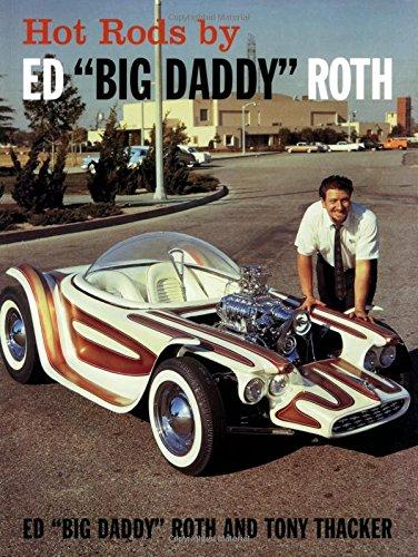 Hot Rods: 1 por Ed Roth