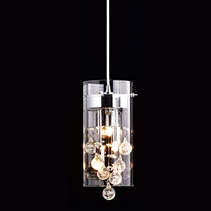 Claxy ecopower lighting glass crystal pendant lighting modern claxy ecopower lighting glass crystal pendant lighting modern chandelier for kitchen aloadofball Images