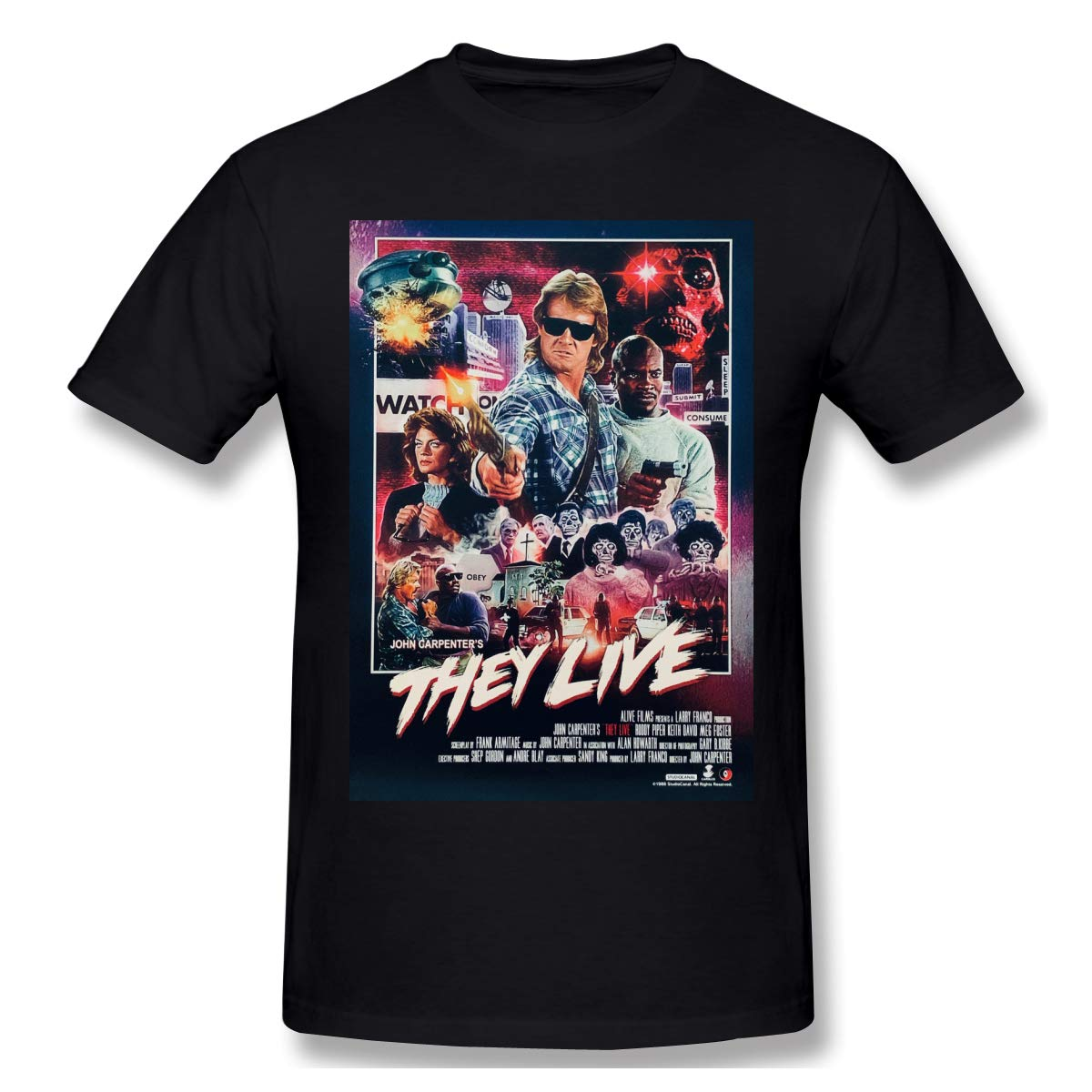 Rebeccarcarter Heritage Short Sleeve Black They Live For S Shirts