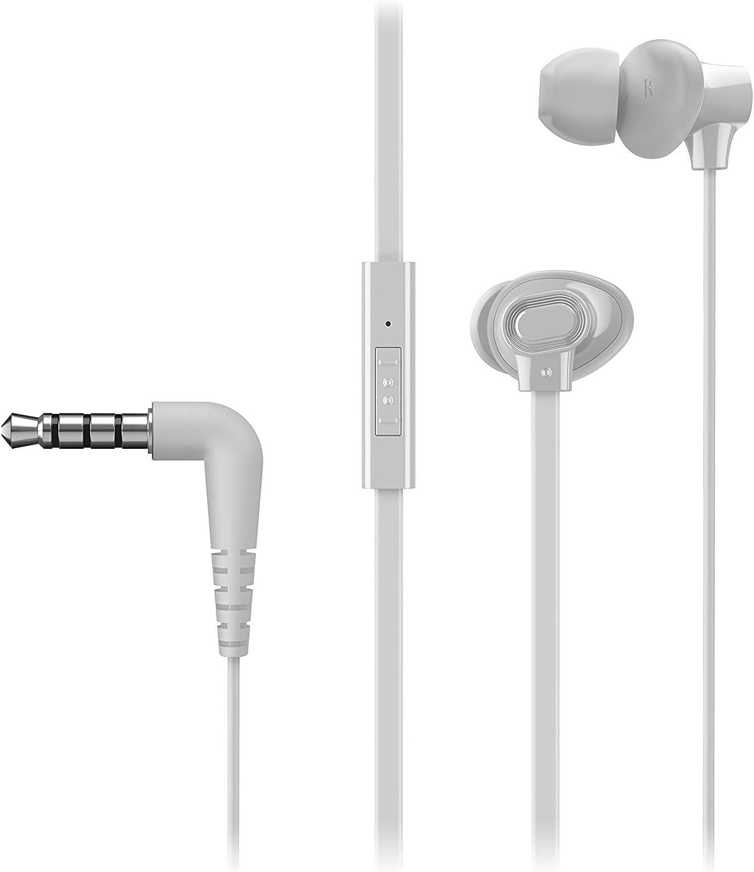 Panasonic In Ear Kopfhörer Rp Tcm130e W In Weiß S M L Elektronik