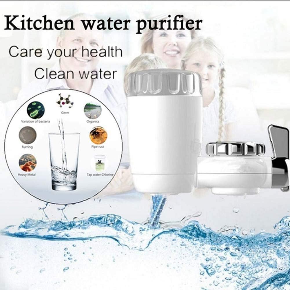 Pkfinrd Grifo purificador de Agua de cerámica para Cocina ...