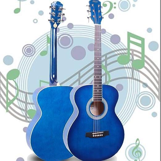Guitarra Acústica Clásico Guitarra De Madera 40