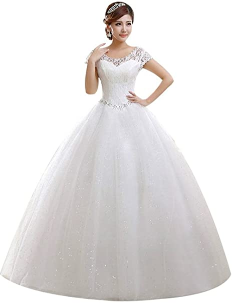 The 8 best white ball gowns under 200