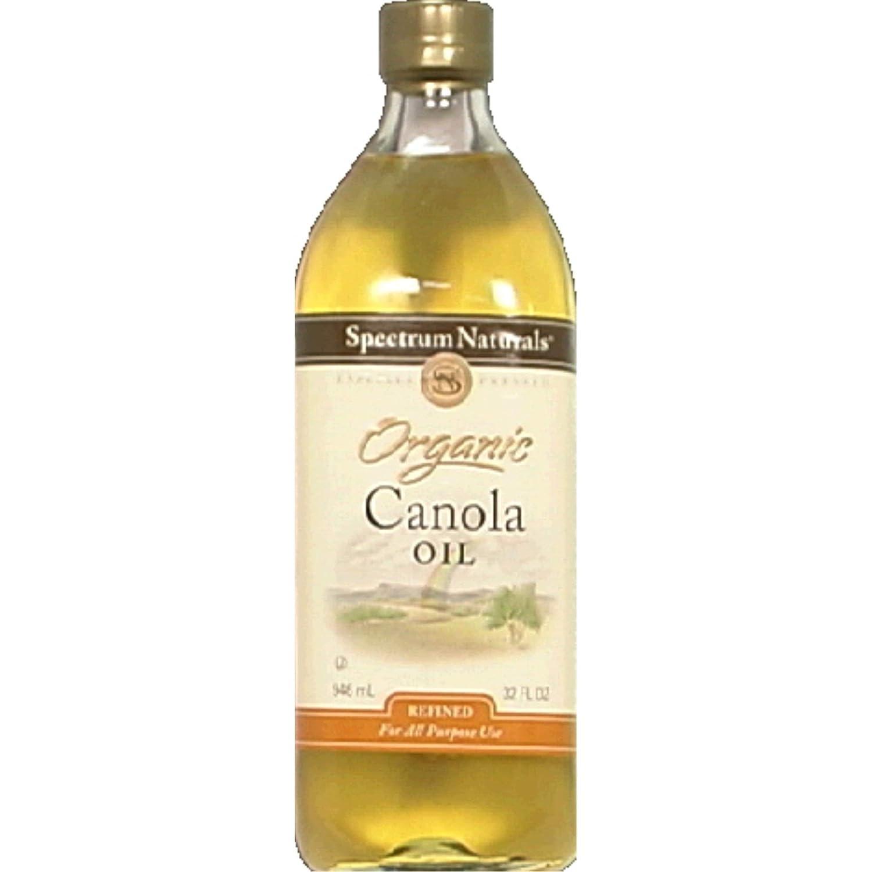 Spectrum Organic Canola Oil, 32 oz