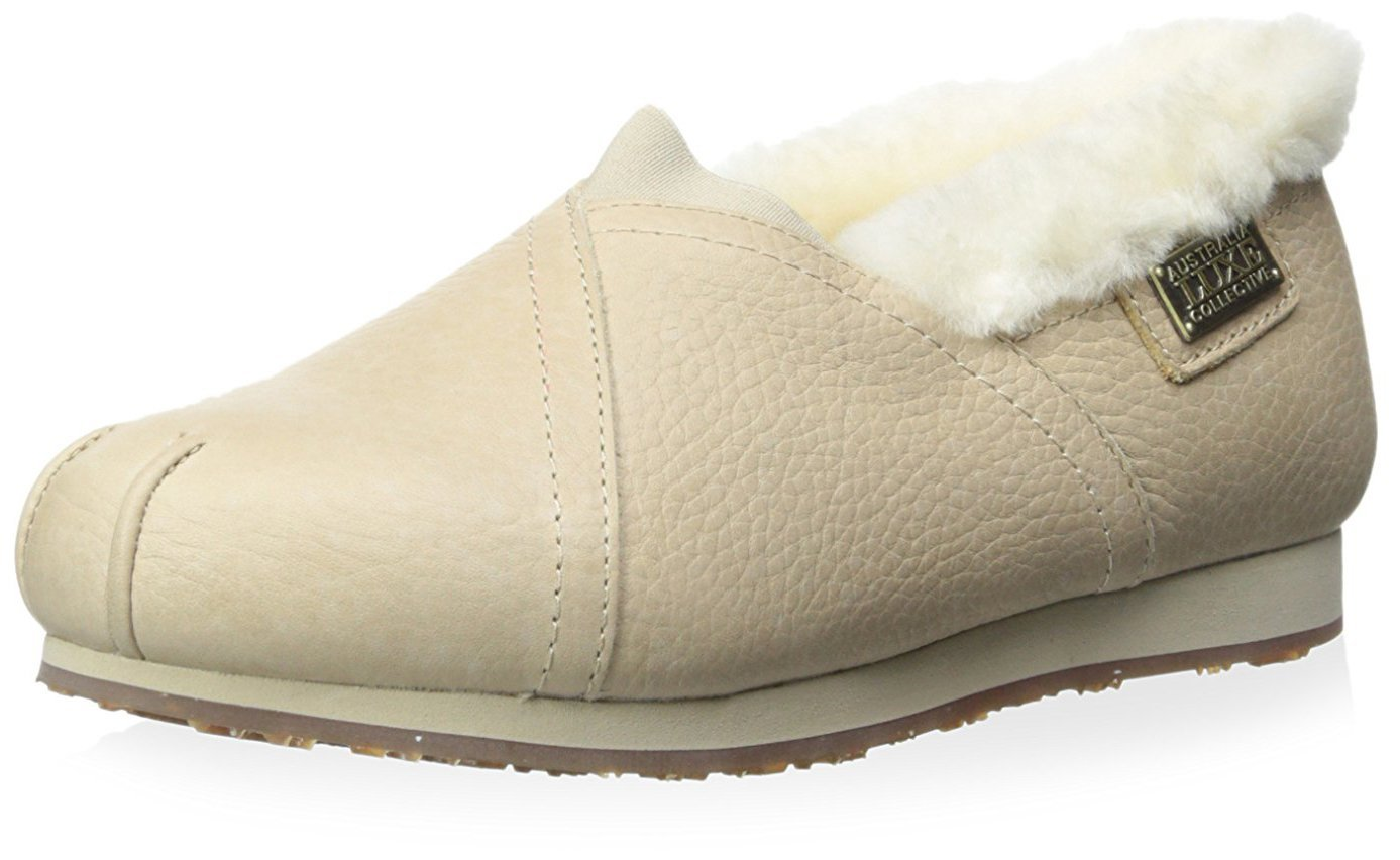 Australia Luxe Collective Women's Loaf Slip-On B0114NGVOA 36 M EU/5 M US|Sand