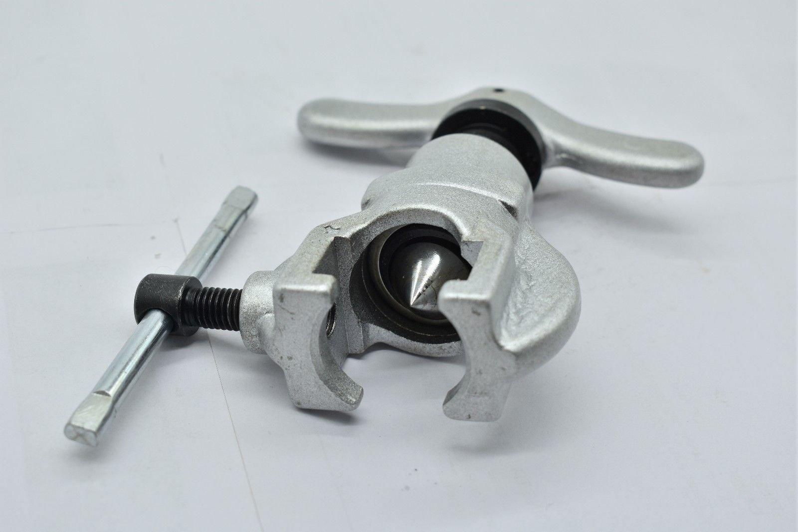 JINDITAI 37 Degree Non Ratchet Eccentric Pipe Flaring Tools SAE 3/16''-3/4'' by JINDITAI (Image #4)