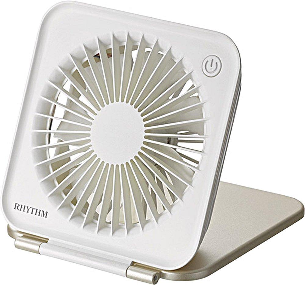 RHYTHM USB卓上扇風機