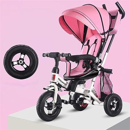 Triciclo Infantil Triciclo para niños Triciclo con triciclo ...