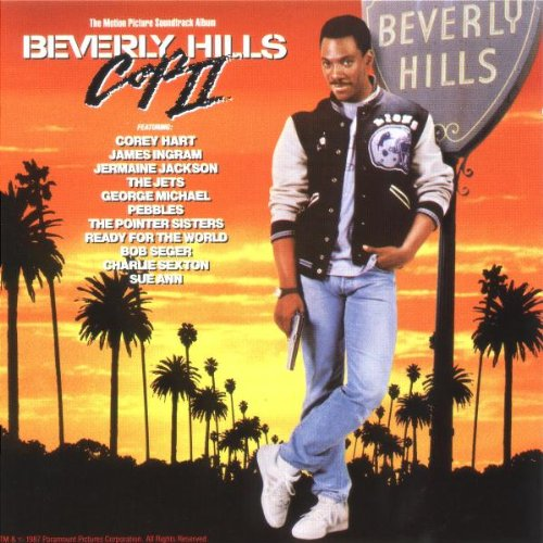 Beverly Hills Cop II: The Motion Picture Soundtrack - Stores Beverly Hills