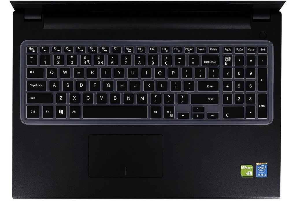 Amazon com: Keyboard Cover Compatible 2019/2018 Dell