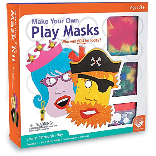 Make Your Own Play Masks by MindWare