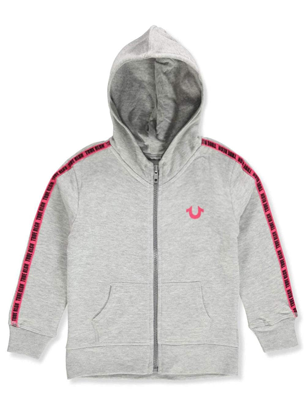 5c674e480 True Religion Girls French Terry Hoodie Hooded Sweatshirt: Amazon.ca:  Clothing & Accessories