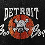 Detroit Pistons Bad Boys Apparel- Historic