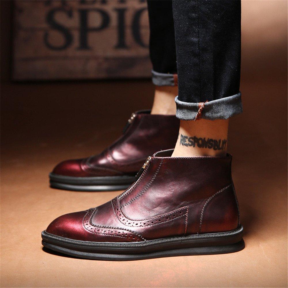 Männer - mode, freizeit - und chelsea chelsea chelsea - stiefel des kreativen chelsea Stiefel,Rot - rot,Raptors. 50b4b5