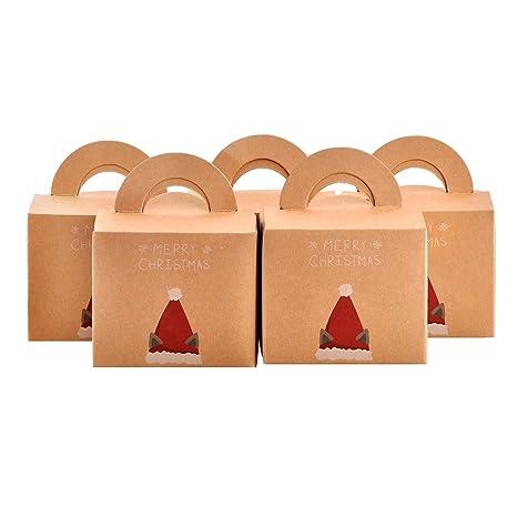 Caja navideña de la marca MSY para dulces, regalos, para cumpleañ