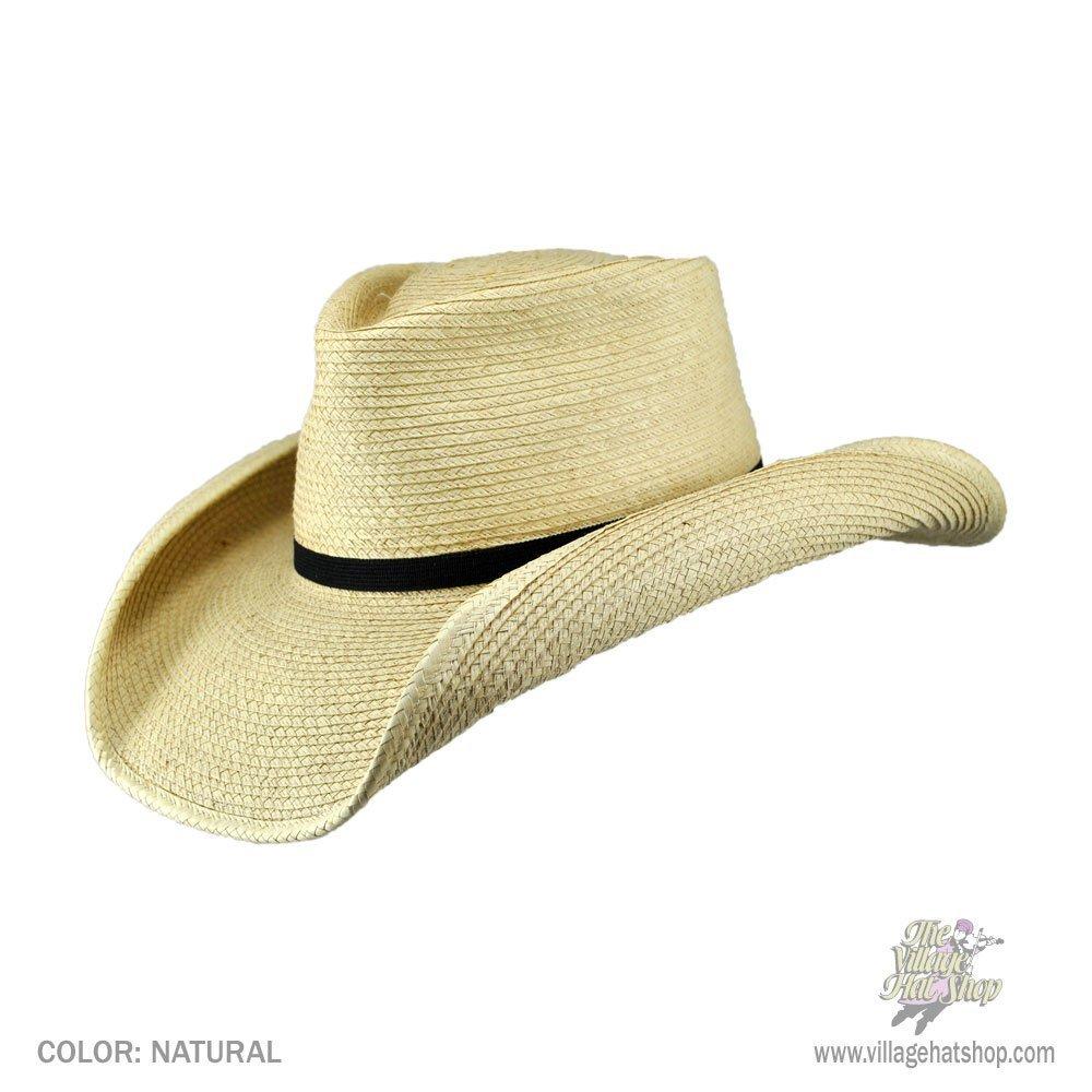 c4824b933b4 Aussie Tear Drop Guatemalan Palm Leaf Straw Hat at Amazon Men s Clothing  store