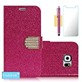 Glitter Powder Cases Galaxy S6 Edge Plus