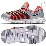 Nike【ナイキ】 ナイキダイナモフリー PS ブライトクリムゾン キッズ スニーカー 343738-629 SP19