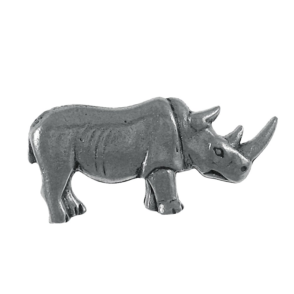 Rhinoceros Lapel Pin - 100 Count