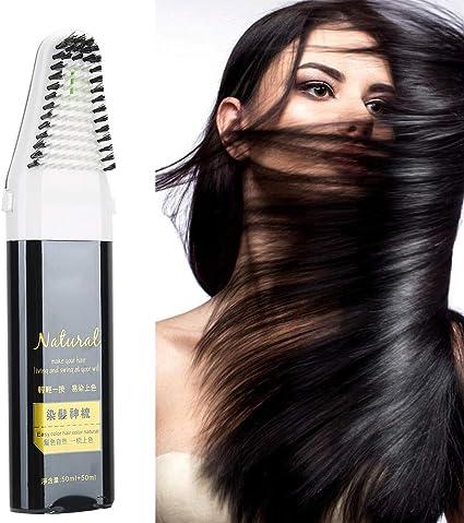 Kit de peine para tinte para el cabello con 50 ml de tinte ...