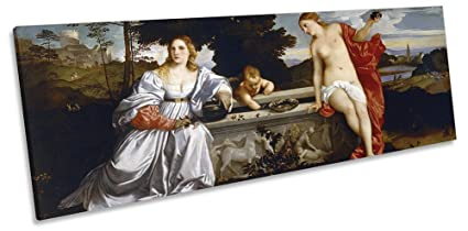 titian sacred and profane love