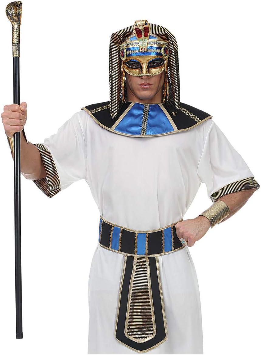 Kost/ümzubeh/ör Horror-Shop Pharao Zepter 110 cm zerlegbar