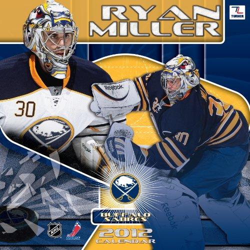 Ryan Miller Buffalo - Buffalo Sabres Ryan Miller 2012 Calendar