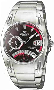 Casio Edifice Stainless Steel Watch - EF-319D-1AVDF (Analog, Casual Watch)