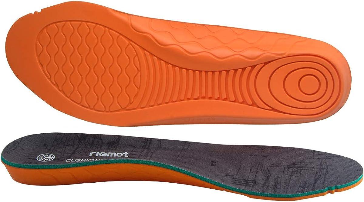 riemot Plantillas Memory Foam para Zapatos de Hombre y Mujer, Plantillas para Zapatillas Botas, Cómodas y Amortiguación para Trabajo, Deportes, Caminar, Senderismo: Amazon.es: Zapatos y complementos