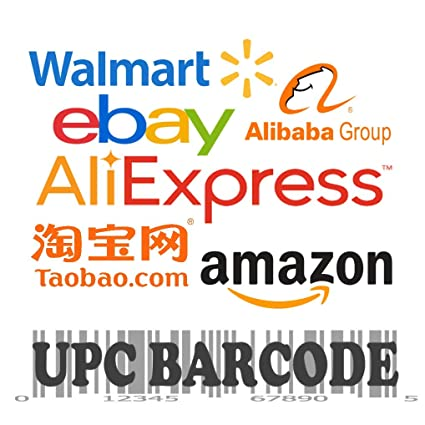 UPC Codes are Approved by Amazon Ebay EAN Code (2 000 Number Codes are Certified