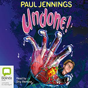 Undone! Audiobook
