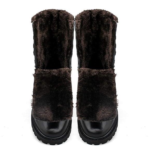 Botas De Seguridad Dewalt Mens Puntera De Acero Impermeable Zapatillas Zapatos De Invierno Botas De Alta para Ayudar A La Moda Martin Botas: Amazon.es: ...