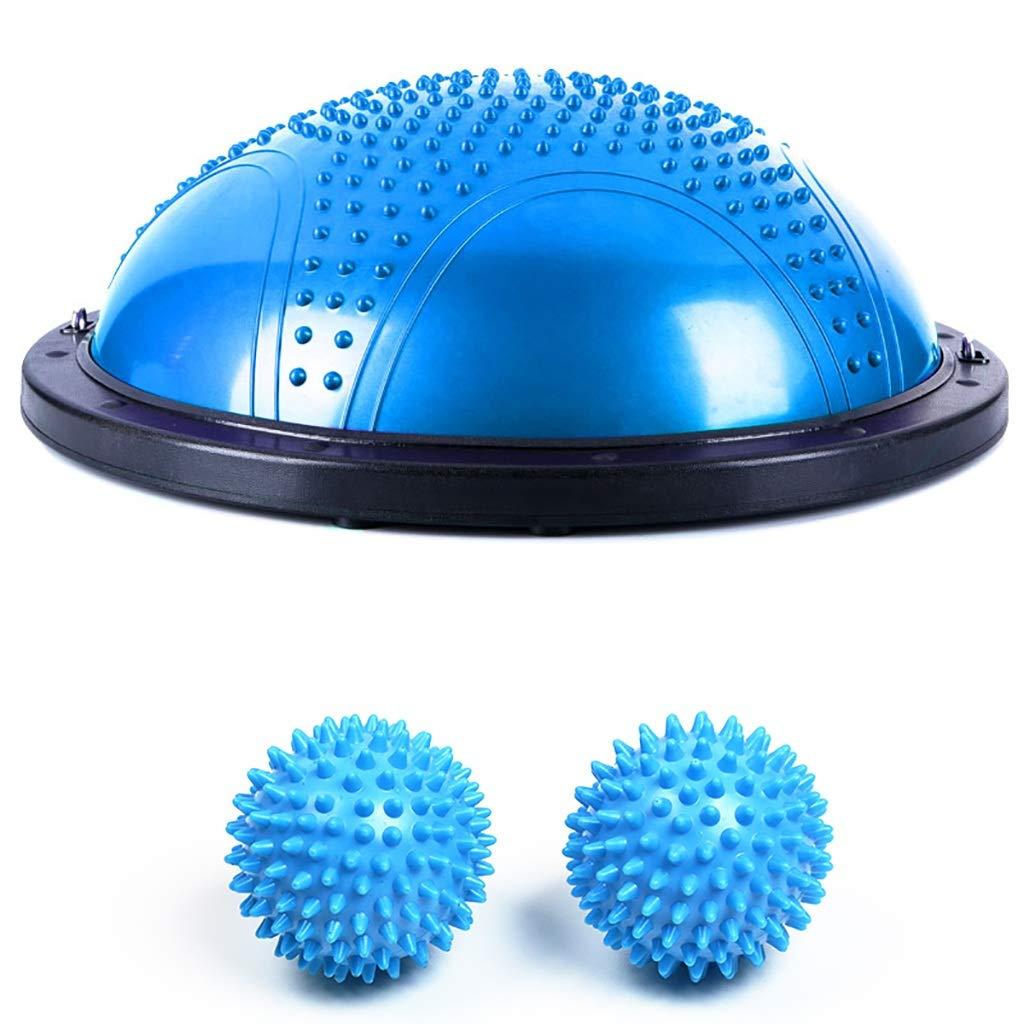 【激安大特価!】  半円形のヨガボール、厚い防爆ヨガ波速度ボール半円形バランスボール、フィットネス減量リハビリトレーニングボール (色 : B) B07R4HL3HT B07R4HL3HT B) C (色 C, intheattic BRAND OFFICIAL SHOP:8bf69c38 --- arianechie.dominiotemporario.com