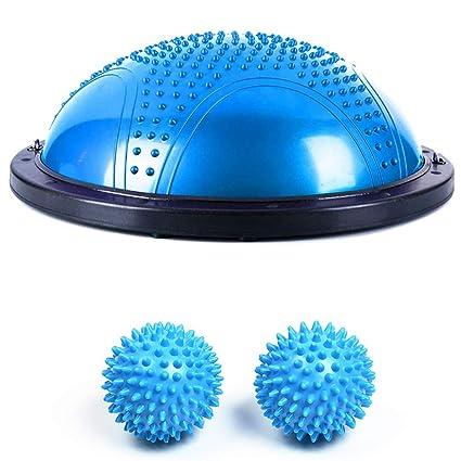 Pelota de yoga semi circular, bola de equilibrio ...
