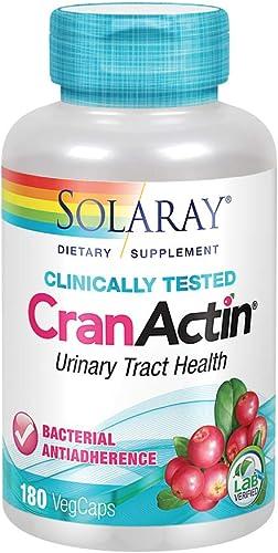 Solaray Cranactin Cranberry AF Extract Capsule
