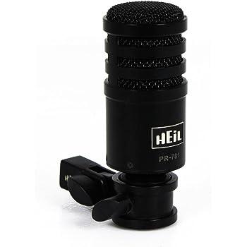 pr 781 pr781 orginal heil sound black proline performance studio microphone. Black Bedroom Furniture Sets. Home Design Ideas