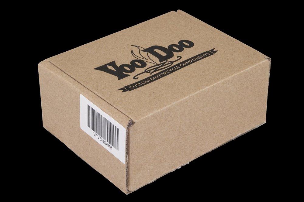 Valve Block-Off VooDoo Industries VPVBUSAJ9 Sidewinder P.A.I.R
