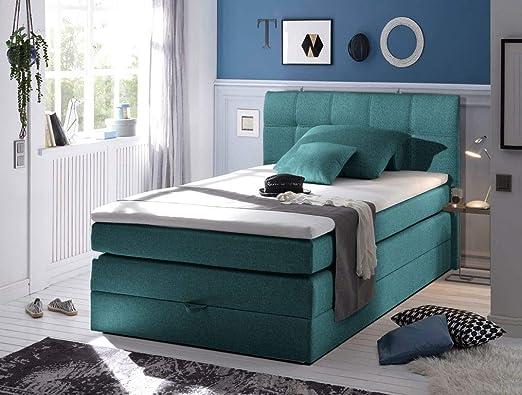 Froschkönig24 Rana könig24 New Bed 120 x 200 cm Cama con ...