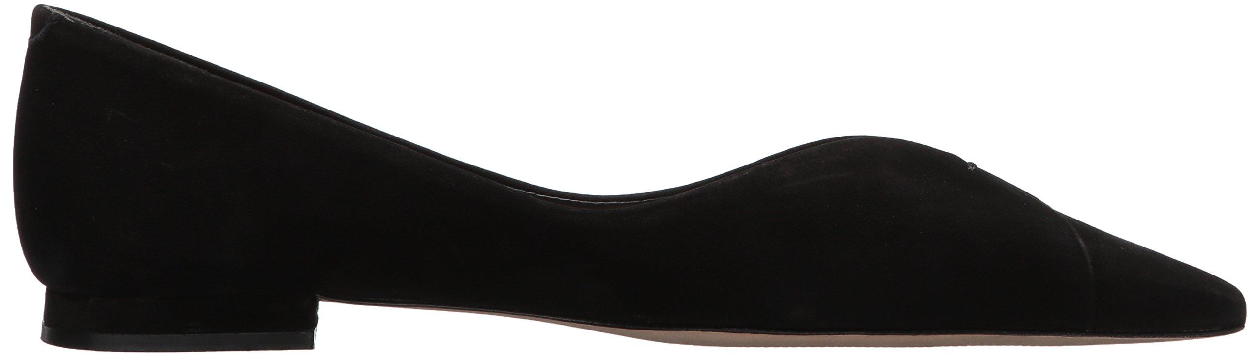 SCHUTZ Women's Sasha Ballet Flat, Black, 9.5 M US by SCHUTZ (Image #6)