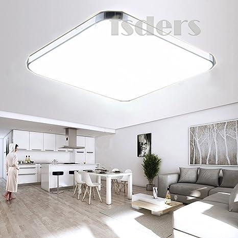 VINGO® 36W LED Moderno Lámpara panel lámpara De EnergÍA De Techo Lámpara calidad alta Ahorro De Energía LÁMpara Lámpara de techo Cocina De ...