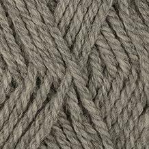 Patons Classic Wool Yarn (00224) Grey Mix