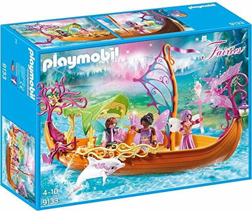 PLAYMOBIL® Enchanted Fairy Ship