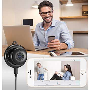 Digoo Flexible 720P Wireless WIFI Night Vision Camera Baby Monitor Home Security