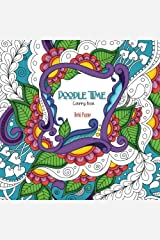 Doodle Time: Coloring Book Paperback